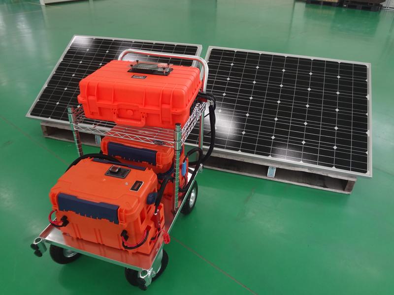 太陽光蓄電システム一式